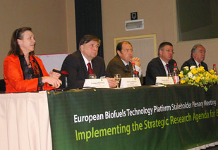 Speakers on Research and Technical Development