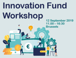 Innovation Fund Workshop - 12 September, Brussels